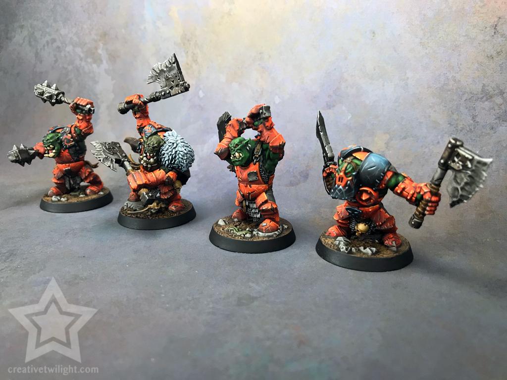 Ironskull's Boyz #3