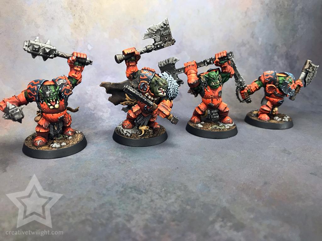 Ironskull's Boyz #4