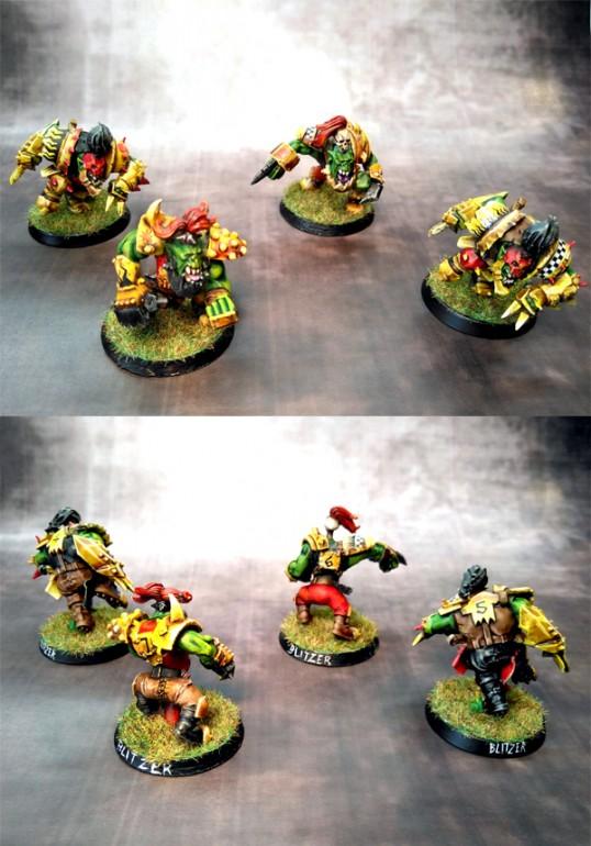 Orc Blitzers