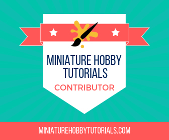 Miniature Hobby Tutorials Badge
