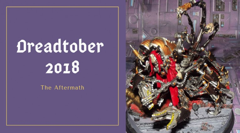 Dreadtober 2018 - Part #5
