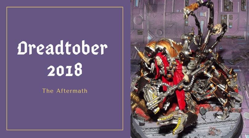 Dreadtober 2018 - Part #5