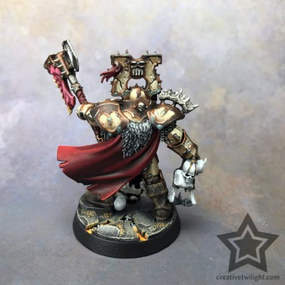 Magore Redhand #4