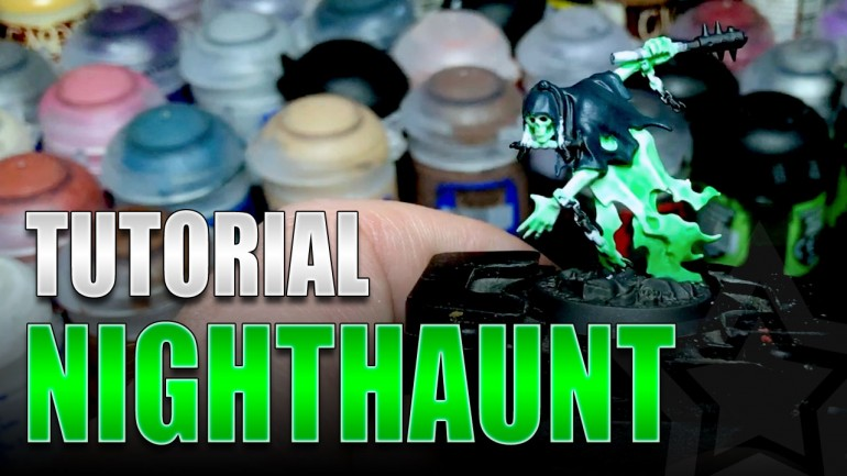 Nighthaunt Painting Tutorial