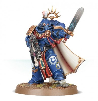 'eavy Metal Space Marine