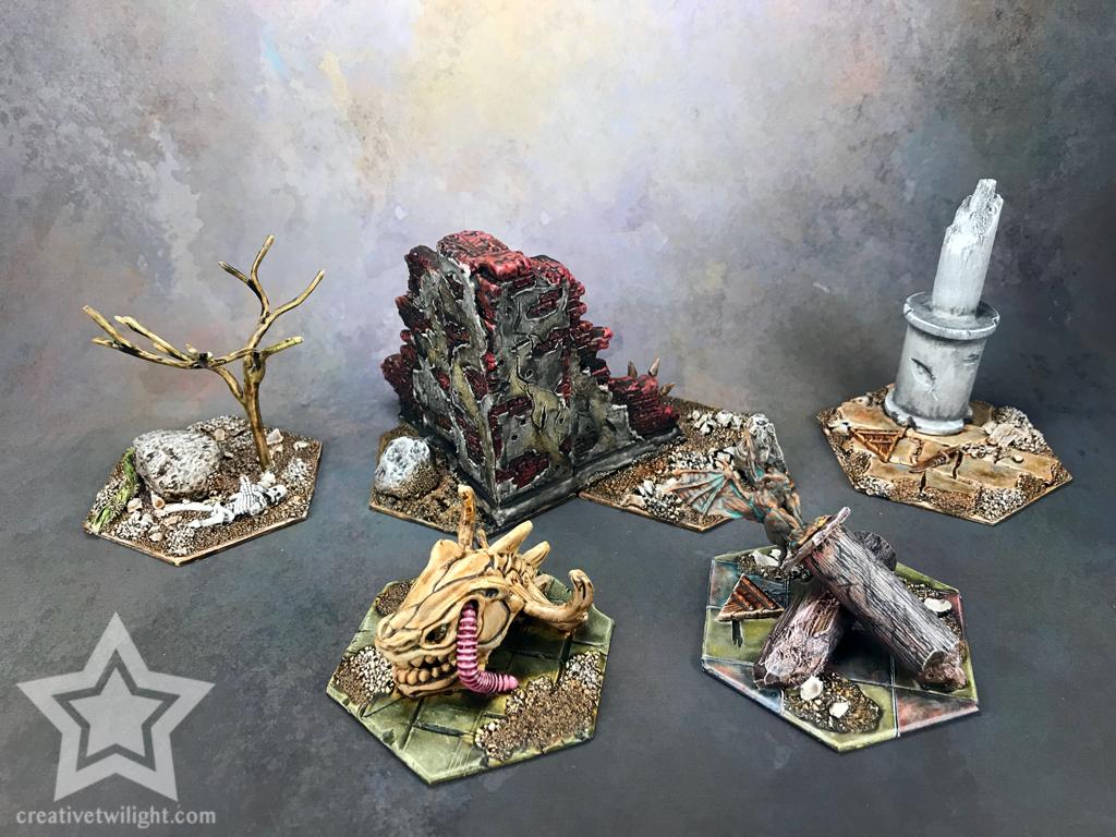 Warhammer Underworlds Terrain