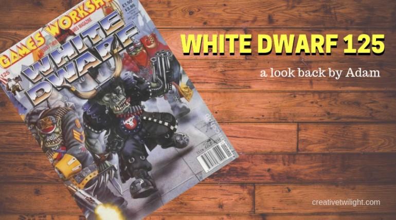 White Dwarf 125