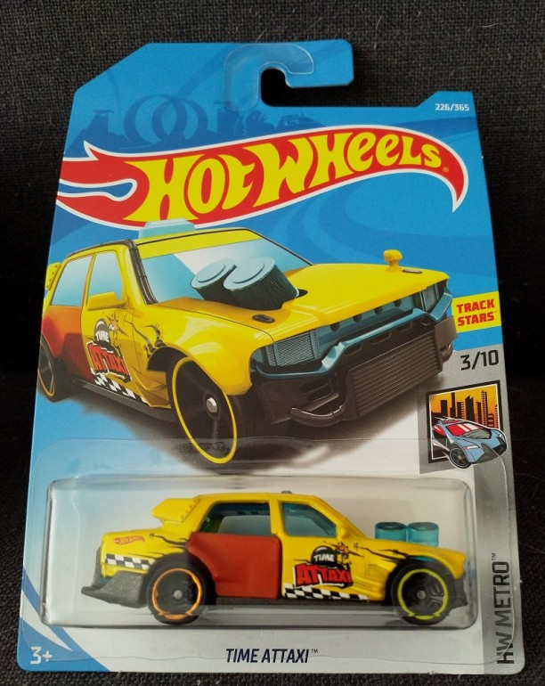 gaslands hot wheel matchbox car unboxing-taxi
