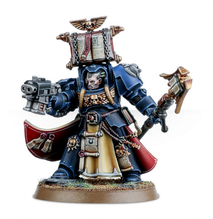 'Eavy Metal Librarian