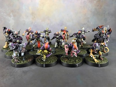Undead Blood Bowl Team #1