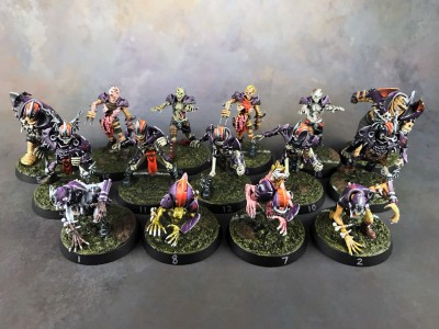 Undead Blood Bowl Team #2