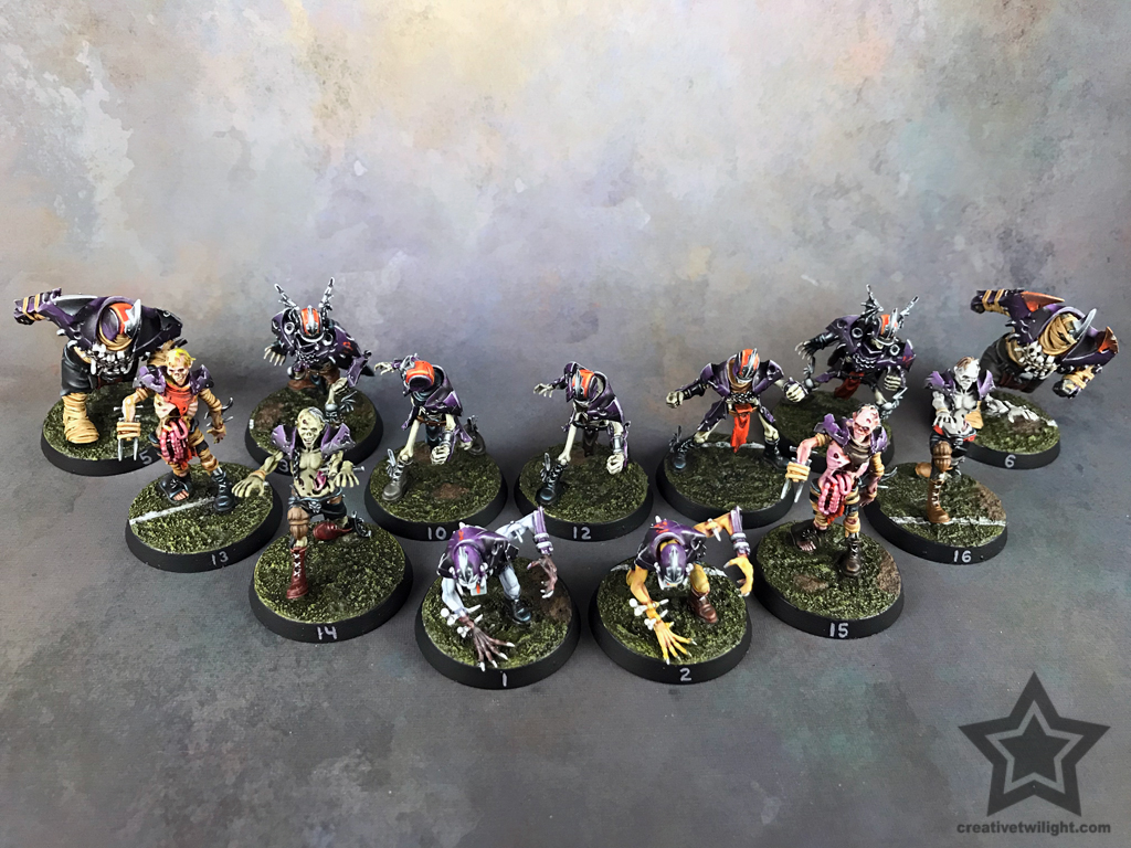 Undead Team #5