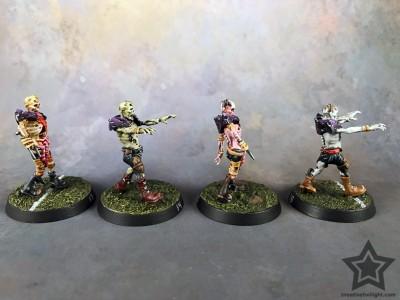 Zombies #4