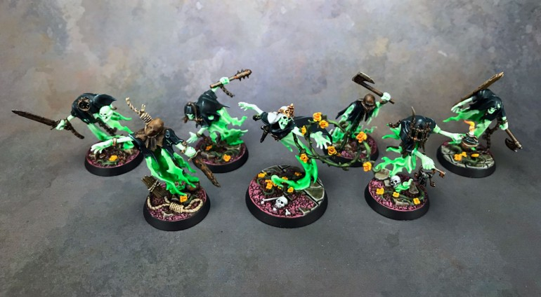Thorns of the Briar Queen Painted