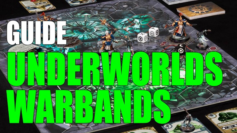 Warhammer Underworlds Warbands