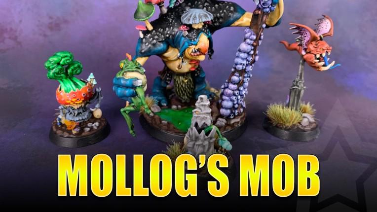 Mollog's Mob Painted