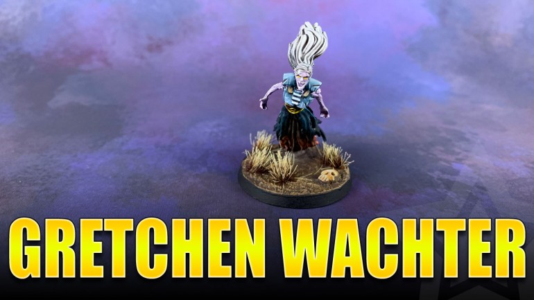 Gretchen Wachter - Blood Bowl