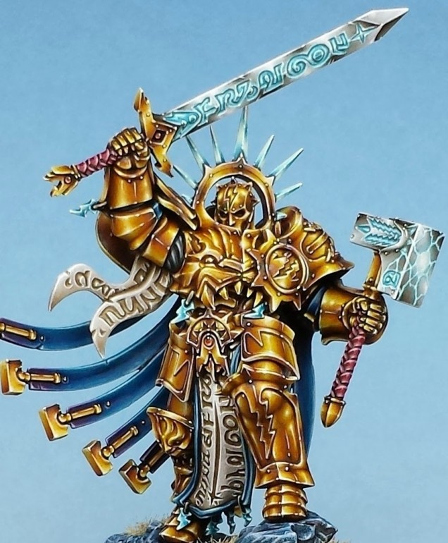 Gold NMM by Darren Latham