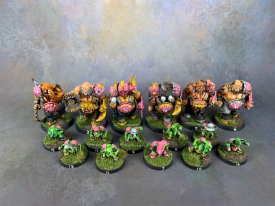 Blood Bowl Ogres #2