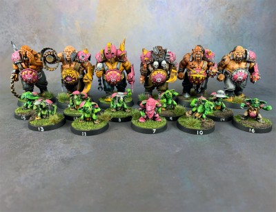 Blood Bowl Ogres #3