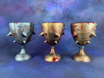 Blood Bowl Trophies #4