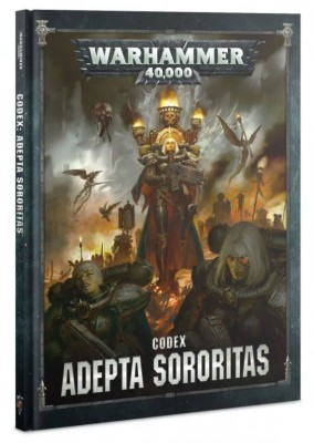Adepta Sororitas Codex