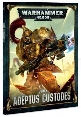 Adeptus Custodes Codex