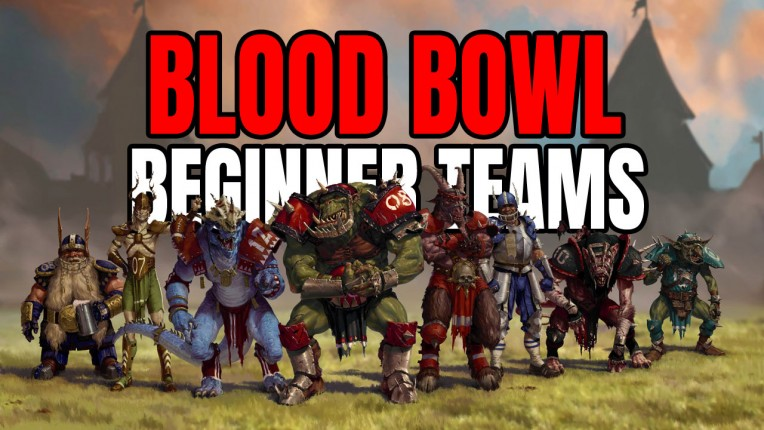 Blood Bowl Beginner Teams
