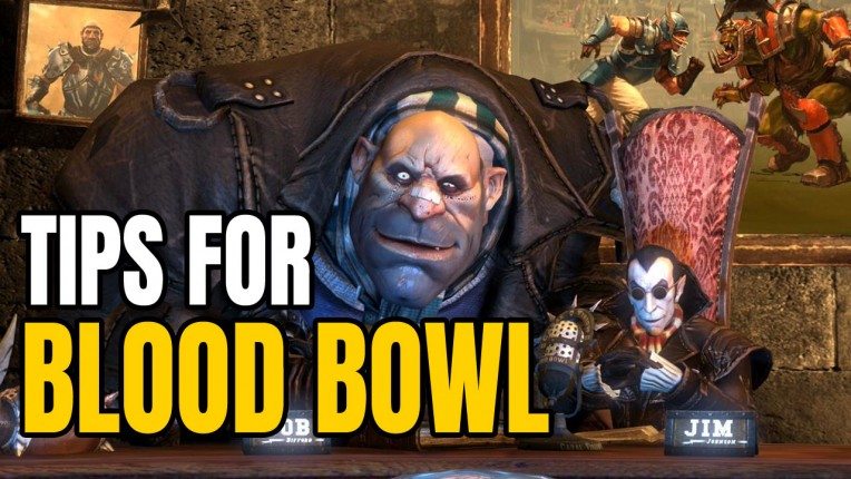Blood Bowl Tips & Advice