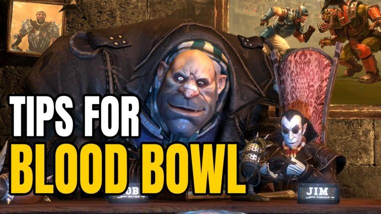Blood Bowl Tips & Advice