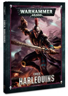 Harlequins Codex