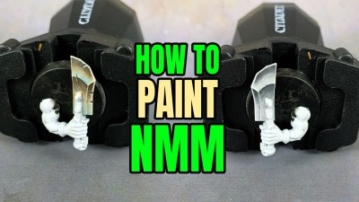 How to Paint NMM