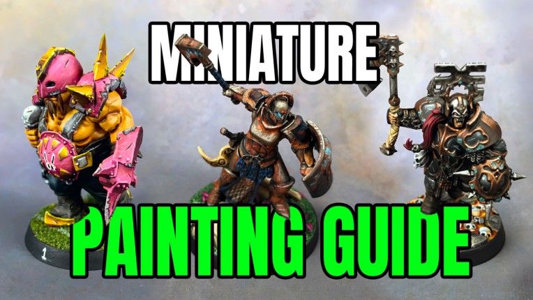 Miniature Painting Guide