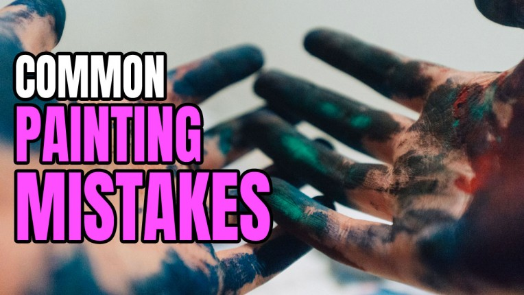 Miniature Painting Mistakes