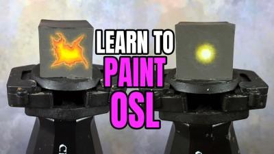 Painting OSL
