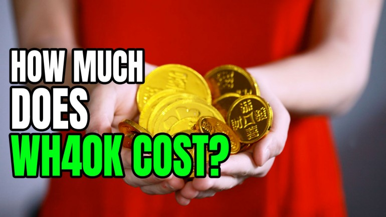 How Expensive is Warhammer 40K?