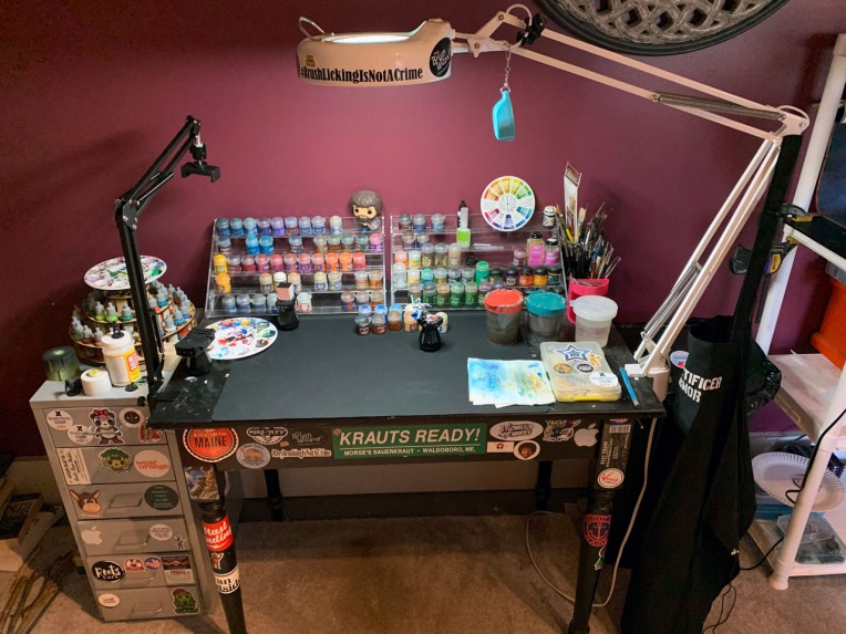My Painting Setup