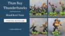 Titan Bay Thunderhawks Showcase
