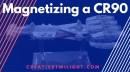 Magnetizing a CR90 Corellian Corvette – Star Wars X-Wing