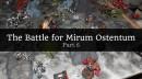 The Battle for Mirum Ostentum Part 6 – Planetstrike