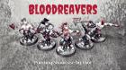Khorne Bloodreavers - Garrek's Reavers