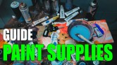 Miniature Painting Supplies