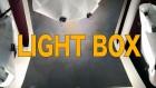 Miniature Photography Light Box